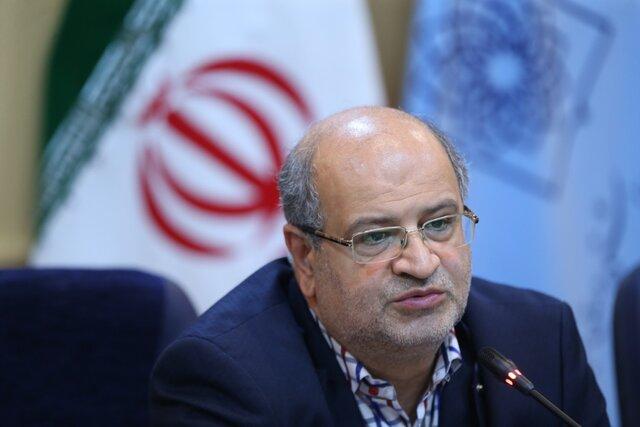 تهران از مهمترین مراکز داغ بیماری کرونا