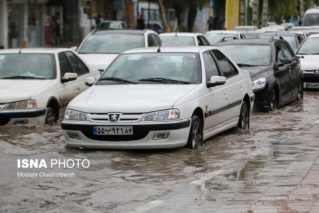 هشدار رییس هواشناسی نسبت به احتمال وقوع سیل و آبگرفتگی در ۹ استان/ شدت بارشها مشابه عید است