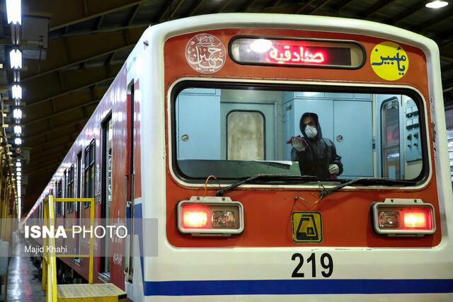 مخالفت ستاد ملی کرونا با پیشنهاد تعطیلی مترو و ناوگان حمل و نقل عمومی در تهران