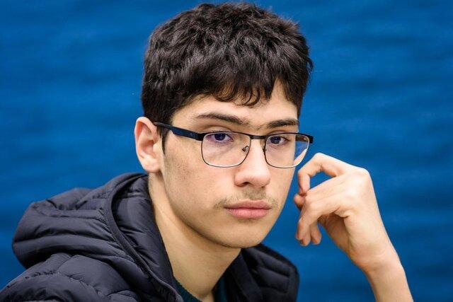 مسابقات شطرنج اینترنتی فیروزجا نیمه کاره ماند!