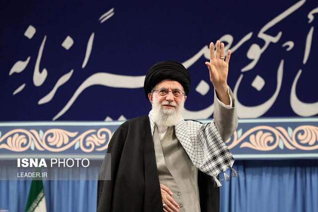 پخش زنده سخنرانی رهبر انقلاب تا ساعاتی دیگر