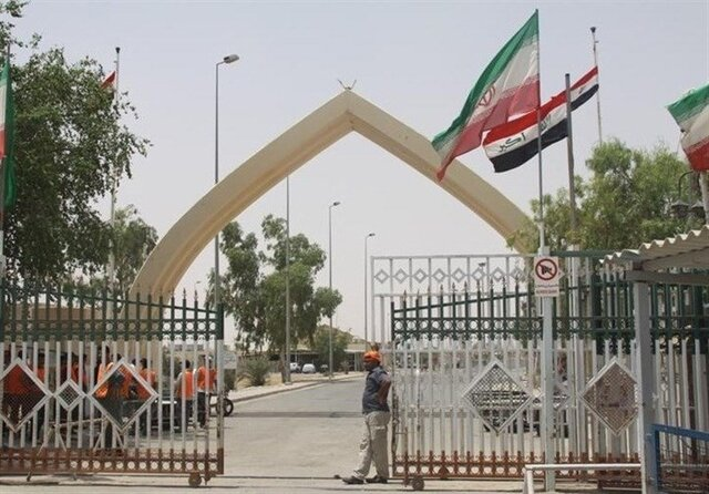آخرین وضعیت مرزهای کشور