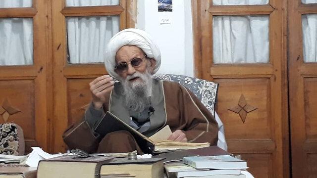 آیتالله فیض قمی درگذشت + بازخوانی مصاحبه