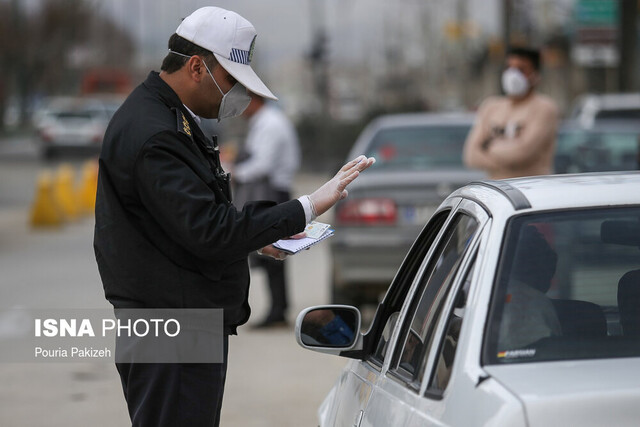 تشریح جزییات طرح ترافیک مخصوص روزهای کرونایی پابتخت