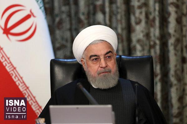 روحانی: برای بعد از ۲۰ فروردین یکشنبه تصمیم نهایی را خواهیم گرفت