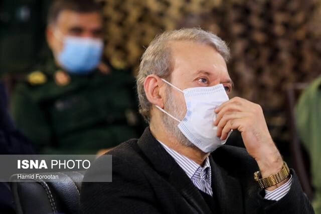 علی لاریجانی به کرونا مبتلا شد