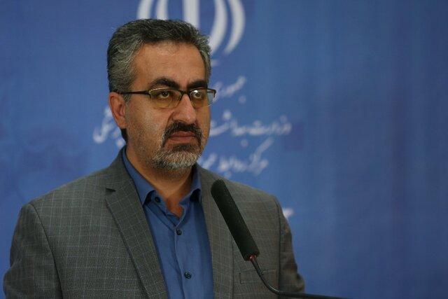 خوزستان در وضعیت طغیان کرونا