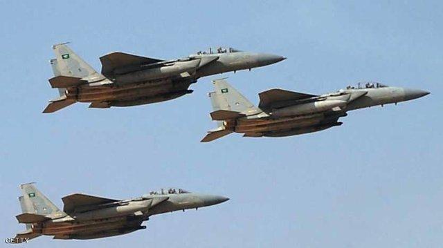 بیش از ۴۰ حمله جنگندههای سعودی به یمن در اولین روز عید فطر