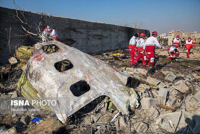 تصمیم جدید ایران درمورد جعبه سیاه هواپیمای اوکراینی