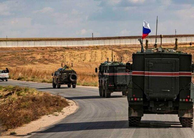 روسیه استقرار خود را در محدوده چاههای نفت حسکه سوریه افزایش داد