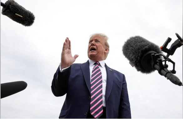 دولت ترامپ فورا نژادپرستی و سرکوب رسانه را متوقف کند