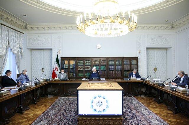 رئیس جمهور: اگر در جهش تولید هم مانند کرونا متحد و یکپارچه عمل کنیم موفق خواهیم بود
