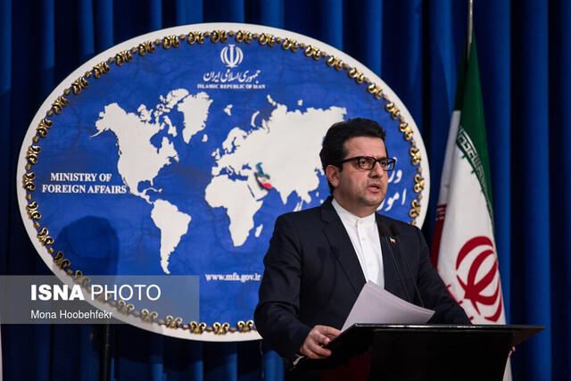 موسوی: ایران خواستار لغو تمامی تحریمهای ضد بشری علیه سوریه است
