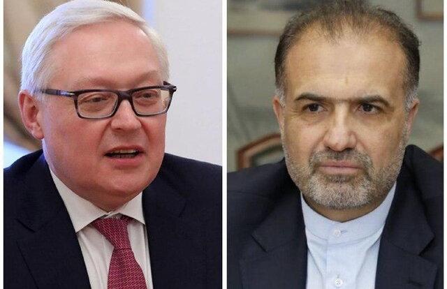 گفتوگوی جلالی و ریابکوف در مورد تحرکات اخیر آمریکا علیه ایران