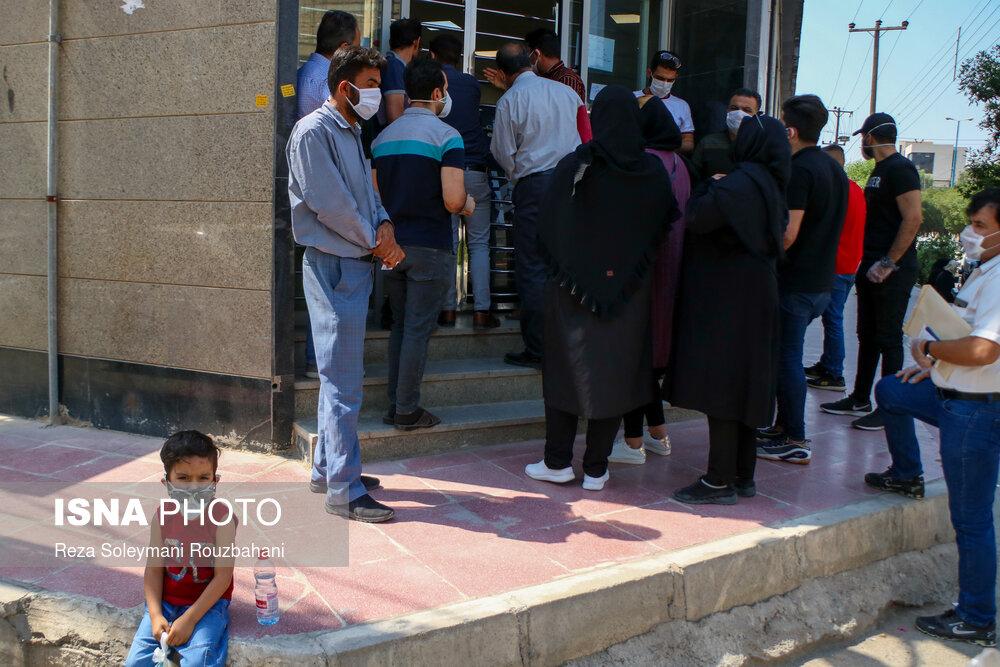 اعمال محدودیت در ۹ شهر خوزستان از فردا