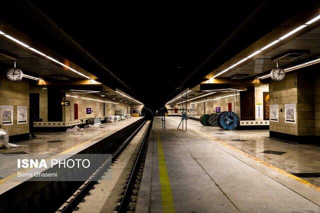 بررسی حادثه مترو خط ۶ در کمیسیون سوانح