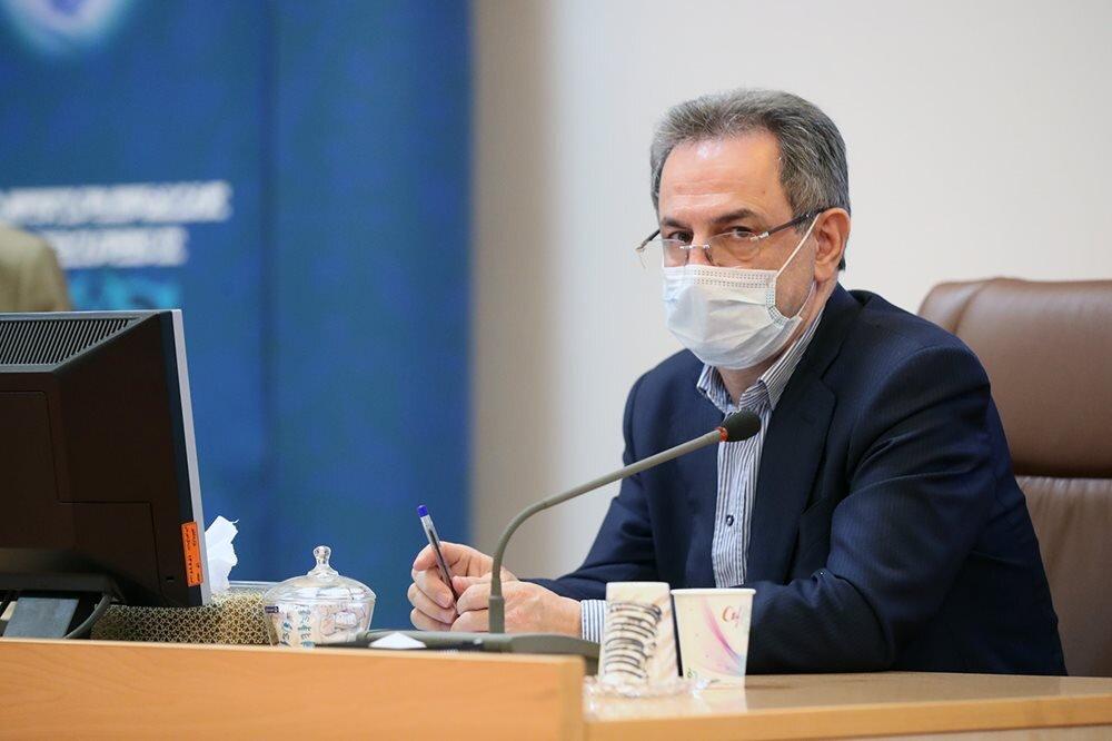 تعطیلی فعالیت برخی مشاغل در تهران در پی شیوع کرونا