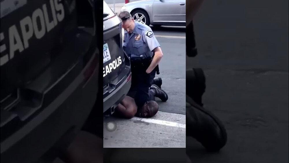 جزییات تازه از مرگ جوان سیاهپوست به دست پلیس آمریکا