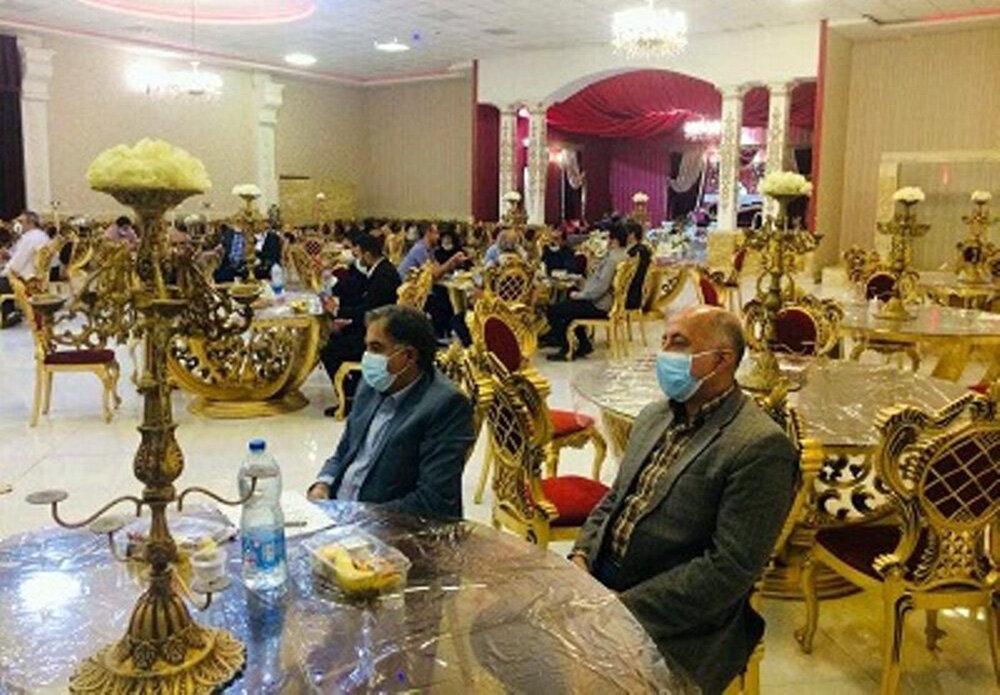 خاموشی تالارهای عروسی کرونا زده یزد در هیاهوی عروسیهای زیرزمینی