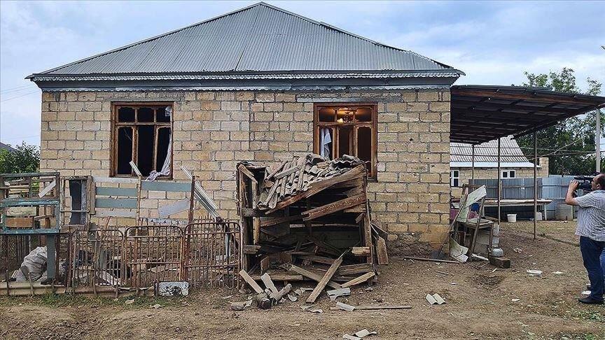 درگیری خونین نیروهای نظامی در مرز جمهوری آذربایجان و ارمنستان