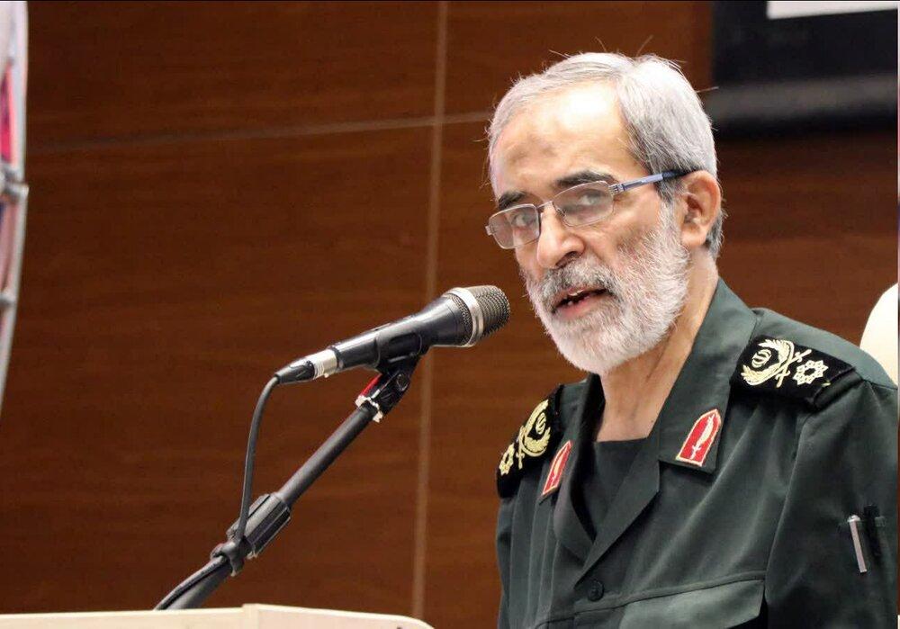 سردار نجات: قراردادن مردم در برابر نظام مهمترین هدف تحریم دشمن است