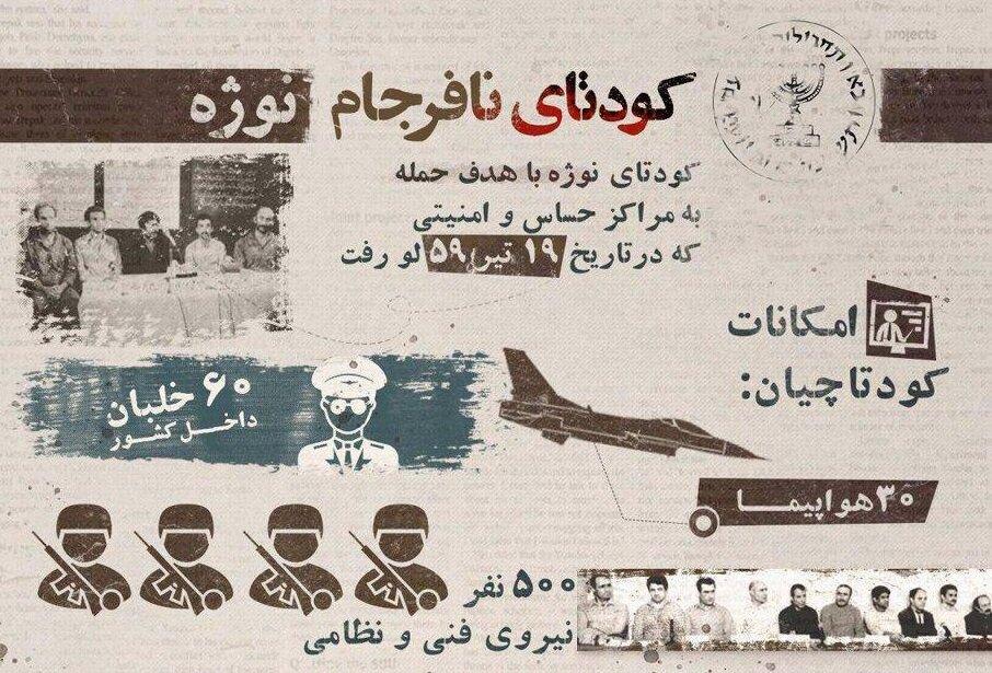 شکست دومین توطئه آمریکاییها در ایران