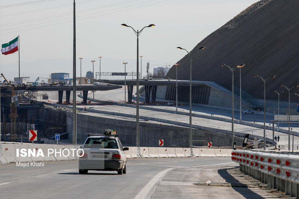 محدودیت تردد در آزادراه تهران-شمال