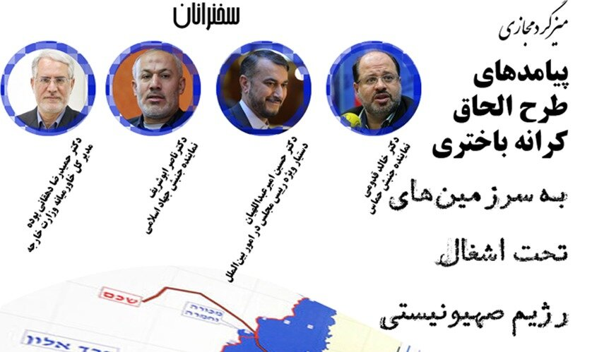 مقاومت؛ تنها راه پیروزی بر رژیم صهیونیستی