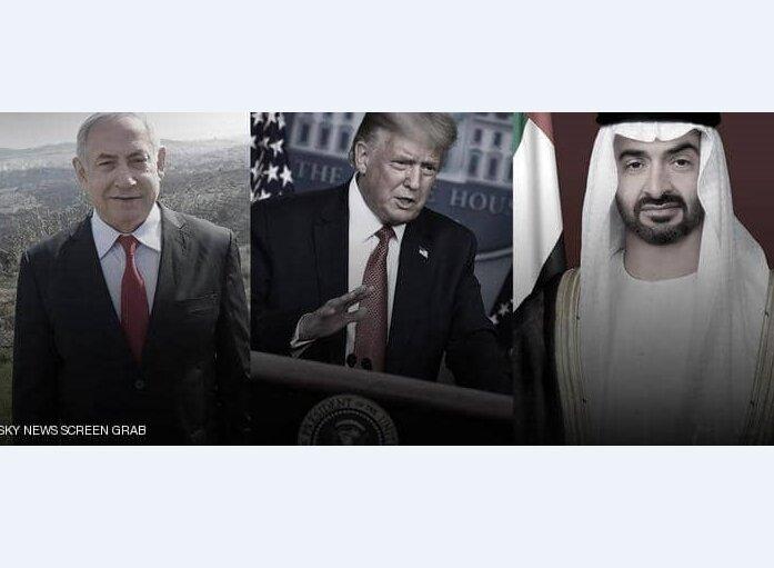 آغاز روابط رسمی اسرائیل-امارات/ توافق ترامپ، نتانیاهو و بن زاید برای توقف طرح الحاق