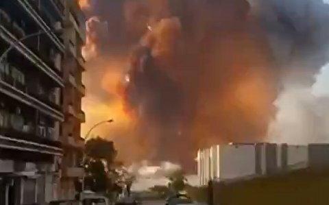 """""""اسرائیل و آمریکا پشت انفجار بیروت هستند"""""""