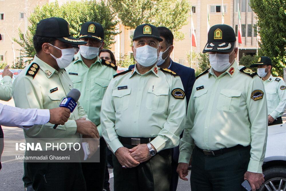 انتقاد پلیس از عدم جمعآوری معتادان متجاهر به بهانه کرونا