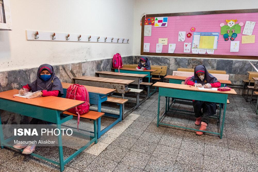 بررسی نحوه فعالیت مدارس در سال تحصیلی پیشرو
