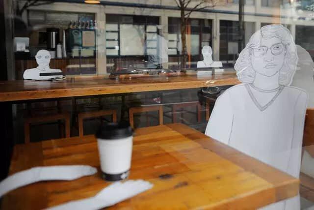 تصویر کرونا در ۱۰ عکس تاثیرگذار دنیا