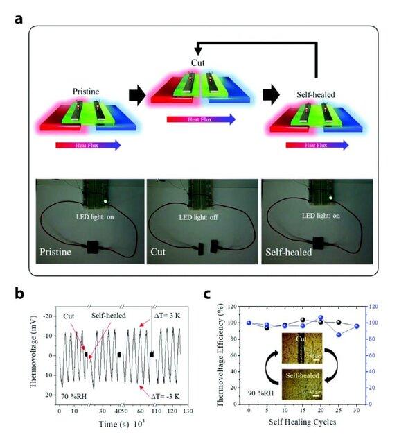 توسعه نخستین ماده ترموالکتریک با راندمان بالا در جهان