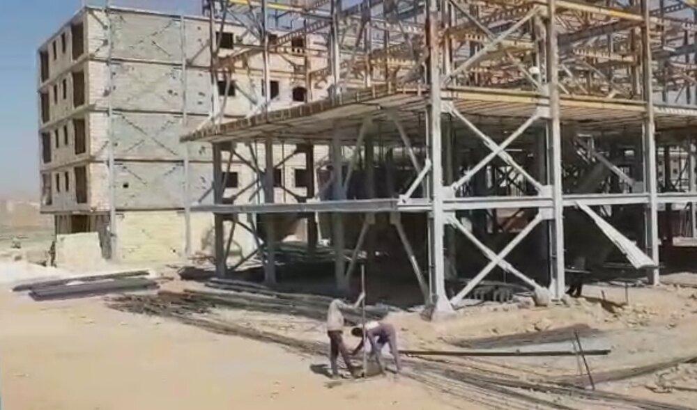 توپ مسکن خبرنگاران در زمین وزارت ارشاد!