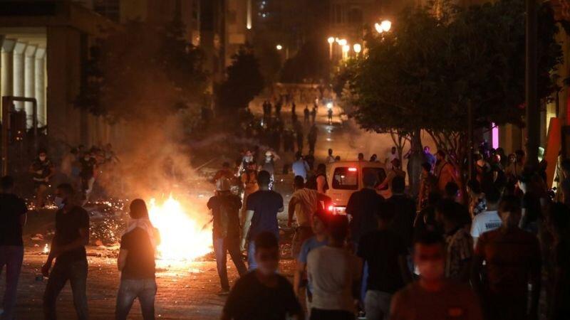 """حمایت آمریکا از """" سناریوی شعار علیه ایران"""" از عراق تا لبنان"""