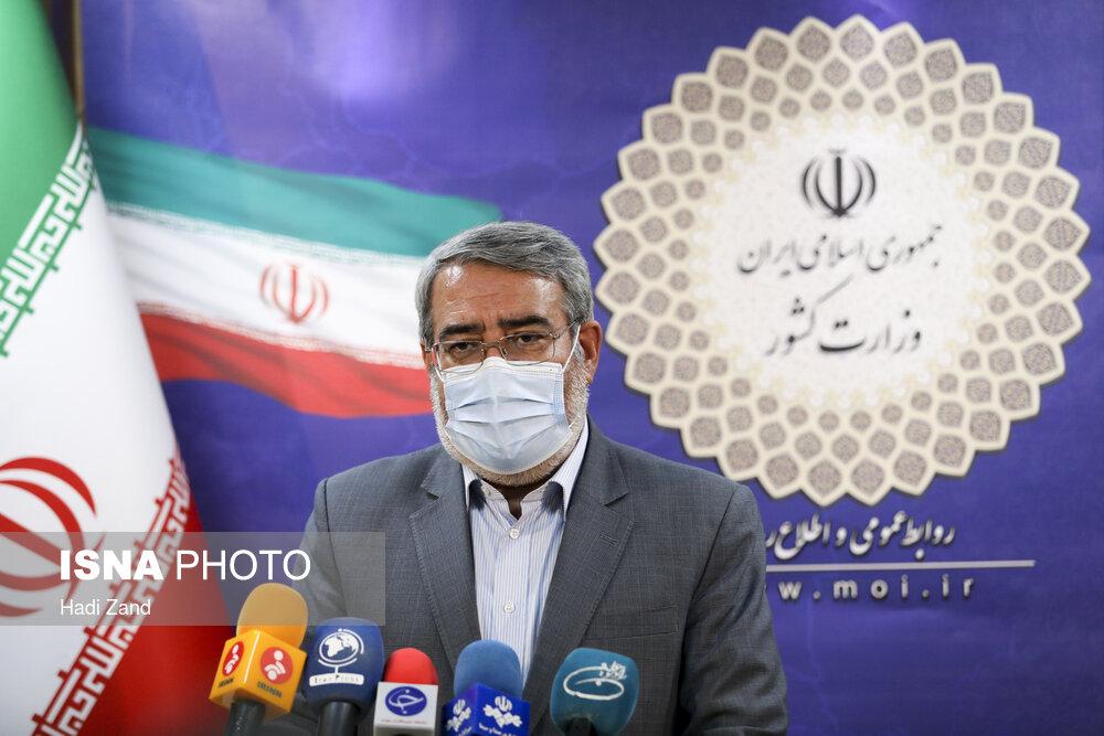 وزیر کشور: توافق همکاری ایران و چین باید در دولت و سپس در مجلس تصویب شود