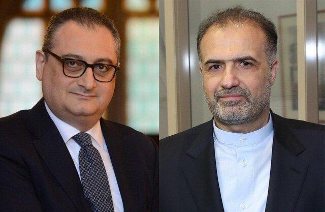 گفت وگوی سفیر ایران با معاون وزیر خارجه روسیه در مورد حل مشکل تردد اتباع ایرانی به این کشور