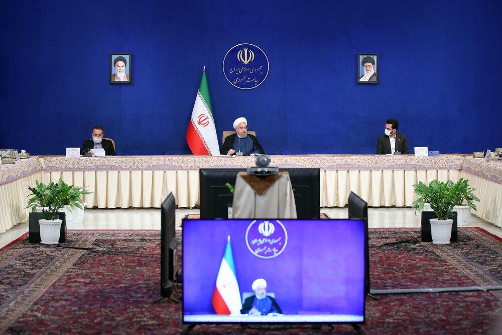 برگزاری جلسه شورای اجرایی فناوری اطلاعات به ریاست روحانی