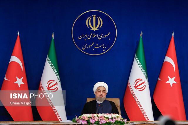 توییت ظریف درباره ششمین نشست شورای عالی همکاری ایران و ترکیه