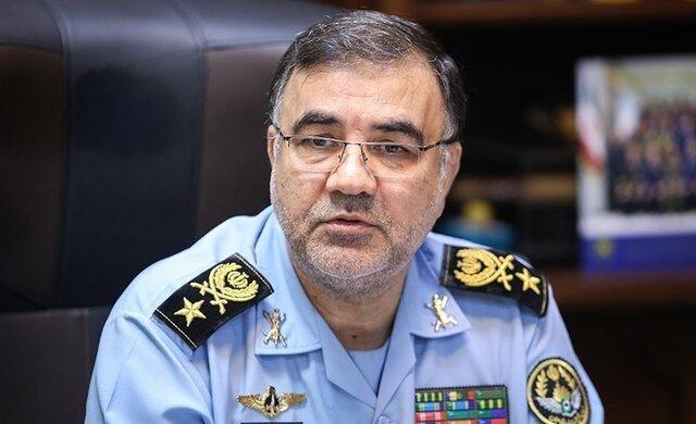 جانشین فرمانده نیروی هوایی ارتش:نیروی هوایی آماده اجرای دستورات فرمانده کل قواست