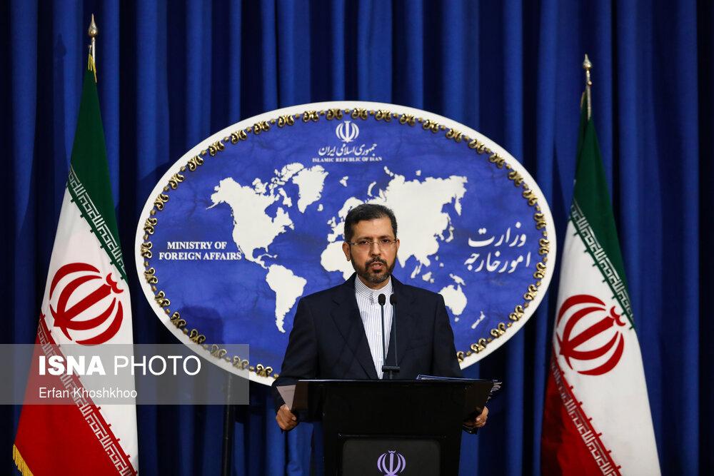 خطیب زاده: پیام ایران به آمریکا روشن است