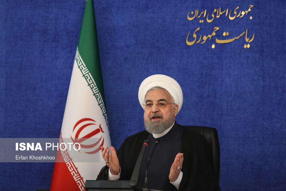 روحانی: حفظ نشاط جامعه در گروی توجه به ورزش و گردشگری است