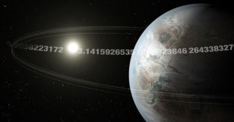 """سیاره """"عدد پی"""" کشف شد"""