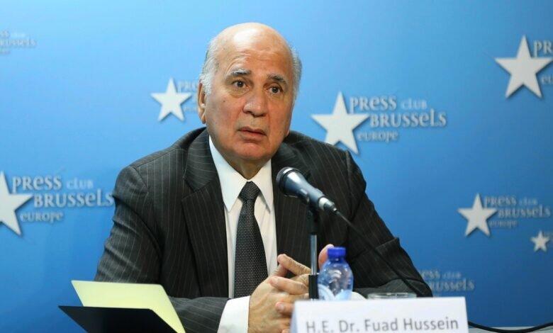 فؤاد حسین: دخالت در امور داخلی عراق به یک فاجعه در منطقه میانجامد