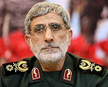 فرمانده نیروی قدس سپاه:مرجعیت عالی عراق پیشران اصلی حفظ استقلال و استقرار امنیت این کشور است