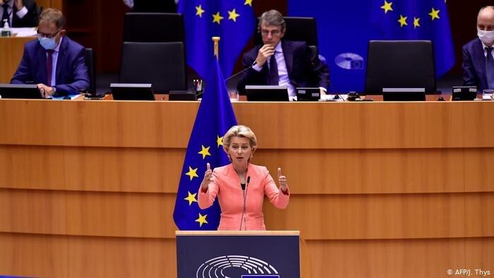 فون در لاین: اروپا شجاعانهتر در برابر نقض حقوق بشر بایستد