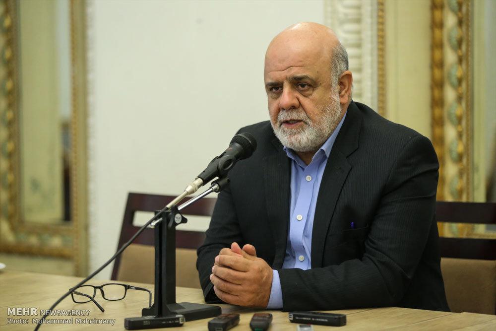 مسجدی: عدم پذیرش زائران ایرانی تنها برای حفظ سلامتی آنهاست