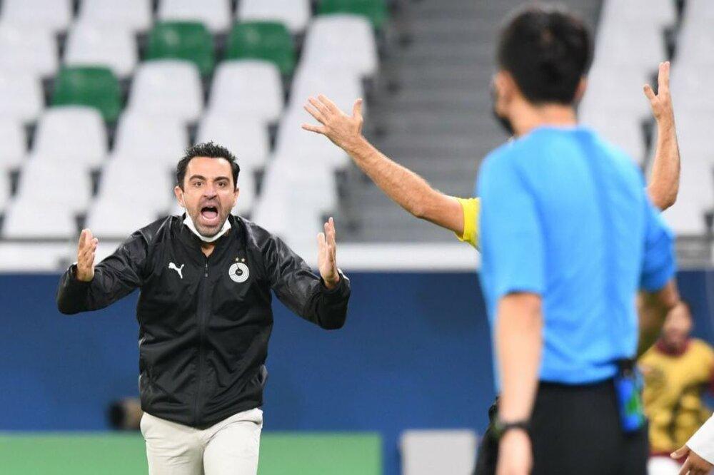 ژاوی: بهترین رقابتهای فوتبال آسیا VAR ندارد/ از پرسپولیس بهتر بودیم