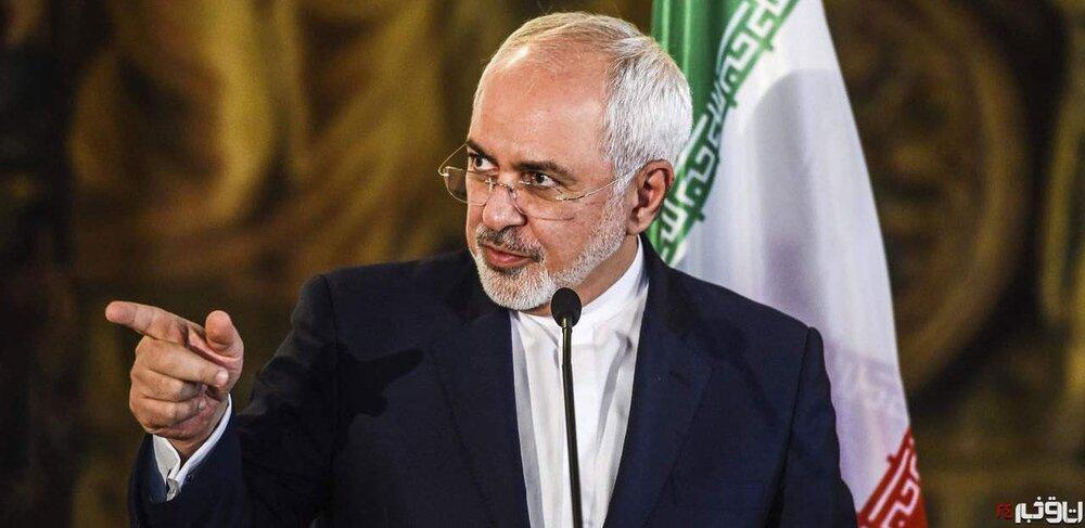 توئیت کنایه آمیز ظریف به پمپئو در خصوص بازگشت تحریم ها